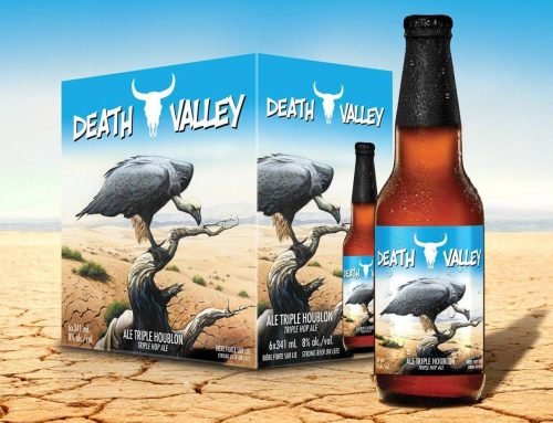 La caisse de 6 Death Valley, enfin disponible