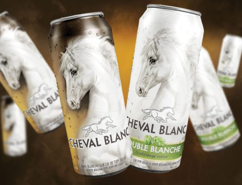 Soon in a can: Cheval Blanc Blanche and Double Blanche